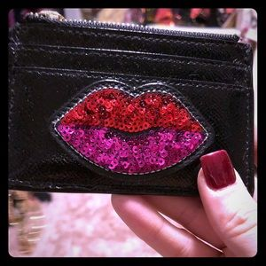 Sequin Credit Card wallet